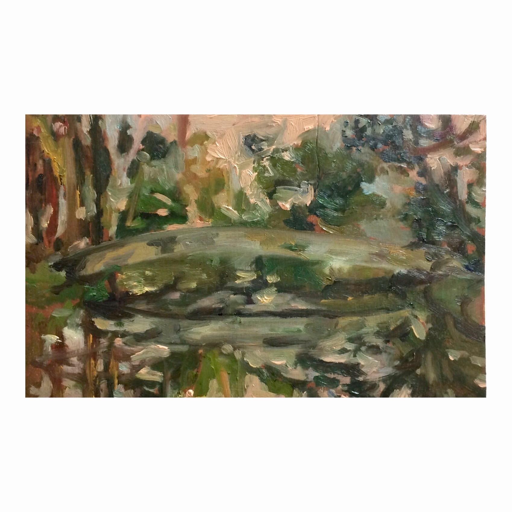 Ponte do lago – Rosa